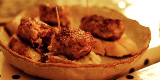 Barcelona Taste Food Tour, Gothic Quarter // Thursday, 3 September