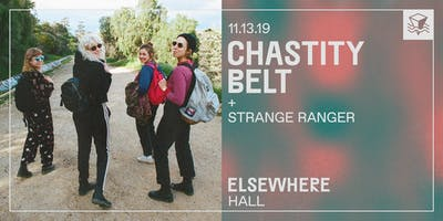 Chastity Belt @ Elsewhere (Hall)