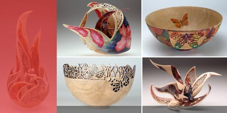 Axminster Store - Woodturning Texturing With Joey Richardson tickets