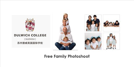 Dulwich College  Suzhou - Family sittings tickets