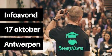 SmartNinja - Antwerpen: Infoavond tickets