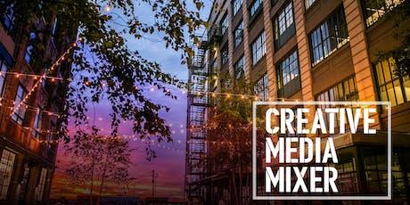 Industry City Creative Media Mixer tickets