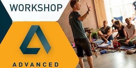 Wim Hof Method Advanced Workshop tickets