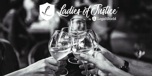 Wine & Will Workshop by Ladies of Justice by LegalShield
