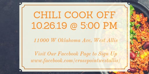 Annual Chili Cook Off & Silent Auction