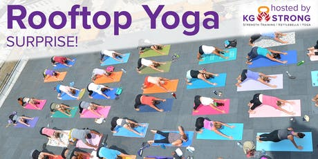 Bok Rooftop Yoga  tickets