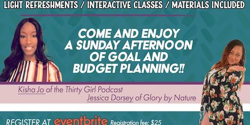 Goal & Budget Planning w/ Jessica Dorsey & Kisha Jo