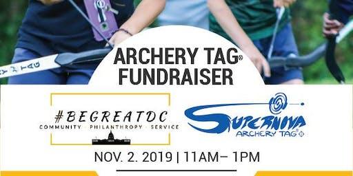 BeGreatDC Archery Tag Fundraiser