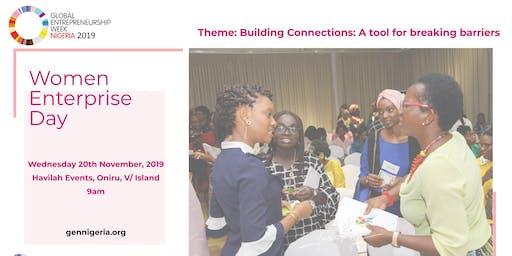 GEW Nigeria 2019: Women Enterprise Day Lagos