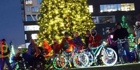 CycleNuts' 4th Annual Holiday Lights Bike Tour - Columbus, OH tickets