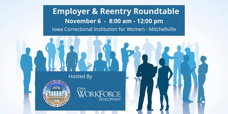 Employer and Reentry Breakfast Roundtable tickets