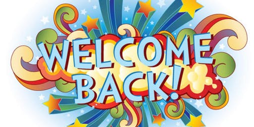 Earth Sciences - Welcome Back Event