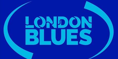 London Blues  - Rugby Fundays - Harrow tickets