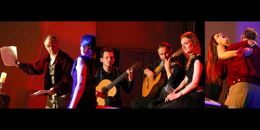 Creating Carmen - the stormy life of Prosper Mérimée with Spanish music