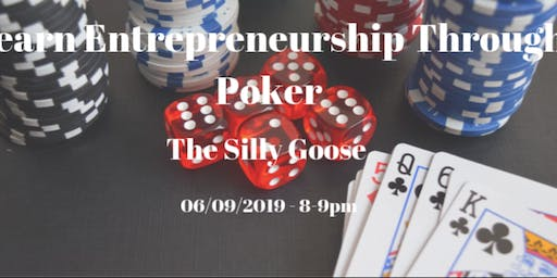 Learn Entrepreneurship through Poker