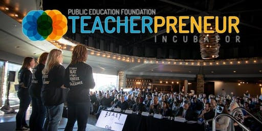 Teacherpreneur: Pitch Night