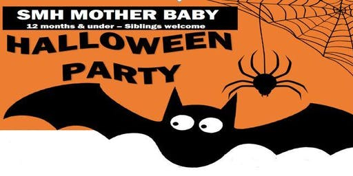 Mother Baby Halloween Party