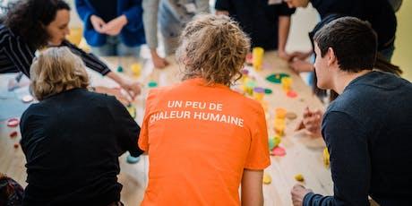 Rennes/atelier de sensibilisation: changer de regard sur le monde de la rue billets