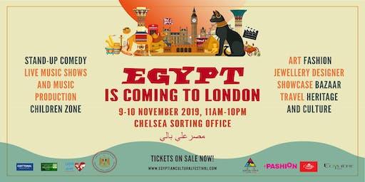 Egyptian Cultural Festival London 2019