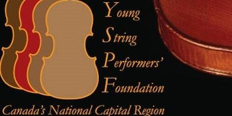 Young String Performers in Concert tickets