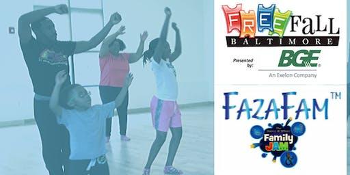 Free Fall Baltimore FazaFams!