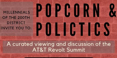 Popcorn & Politics tickets