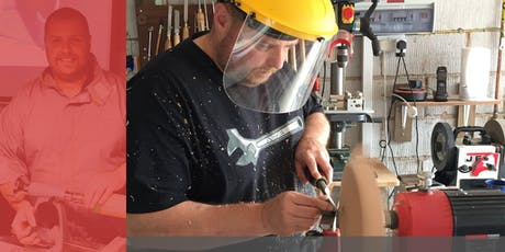 Axminster Store - Woodturning By Chris Fisher aka The Blind Woodturner tickets