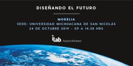 Diseñando el Futuro: Morelia entradas