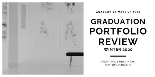 AMUA Graduation Portfolio Review
