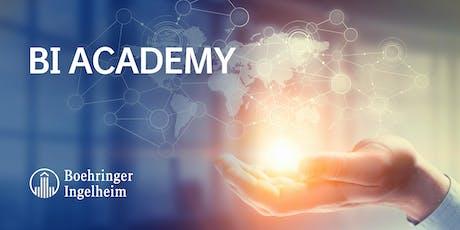 BI Academy - Challenges in Oncology Drug Development tickets