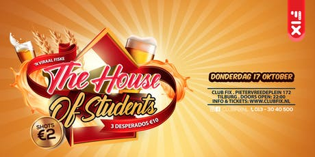The House Of Students tickets