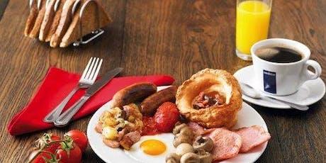 Huddersfield Business Breakfast Networking Event tickets