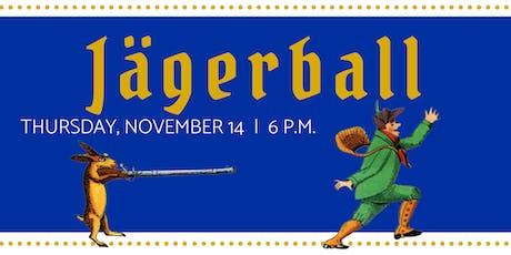 Jägerball tickets