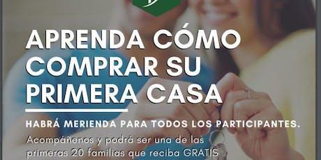 Su Primera Casa - Evento Informativo en Español billets