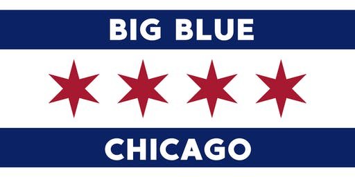 Big Blue Chicago Tailgate Party: Giants vs. Bears (TAILGATE ONLY)