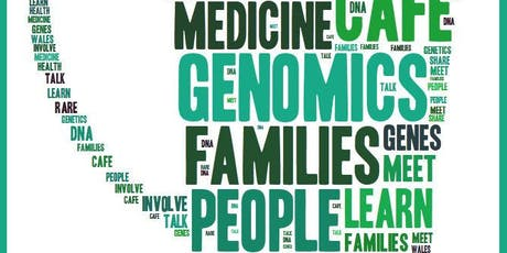 Public Genomics Cafe - Newport tickets
