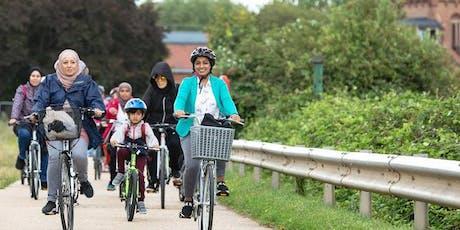 Women's only Bikeride from Leyton Jubilee Park to Walthamstow Wetlands tickets