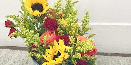 An Arrangement To Be Thankful For! with Alice's Table tickets