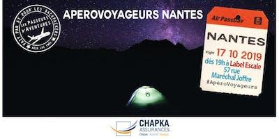 ApéroVoyageurs Nantes - Octobre 2019