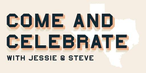 Jessie & Steve's ATX Wedding Party