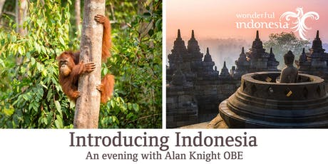 Introducing Indonesia: An evening with Alan Knight OBE tickets