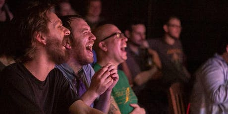 Binsfeld English Comedy Night tickets