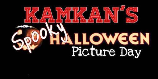 KamKan's Spooky Halloween Picture Day