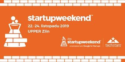 Techstars Startup Weekend Zlín 11/19