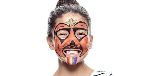 Kingston - Snazaroo Face Painting Classes