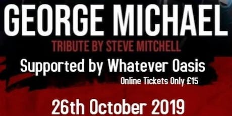 Concert Night at The Ritz Featuring George Michael Live & Whatever Oasis tickets