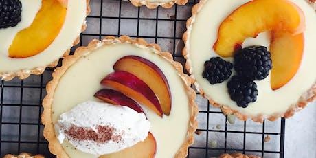 Patissier Workshop - French Fruit Tarts tickets