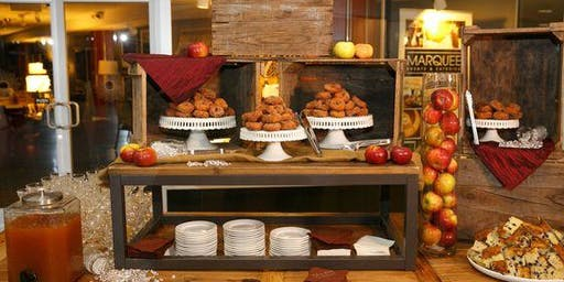 Apple Cider and Donut Bar