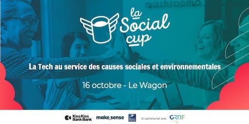 Présentation de la Tech for Good et l'Entrepreneuriat Social