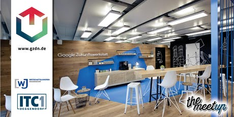 the meetup | GOOGLE Zukunftswerkstatt - Part 2 Tickets